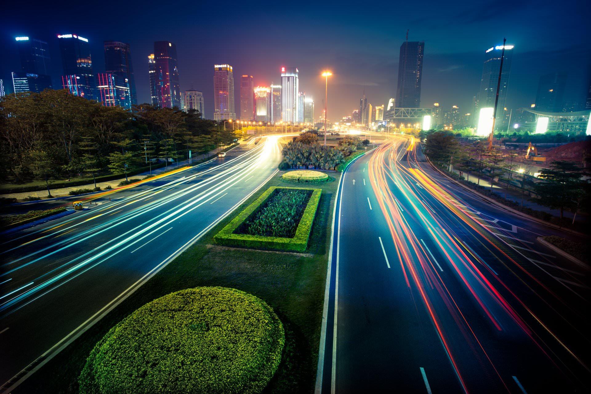 city-lights-street-buildings-blur-trees-town-lights-street-houses-blur-tree