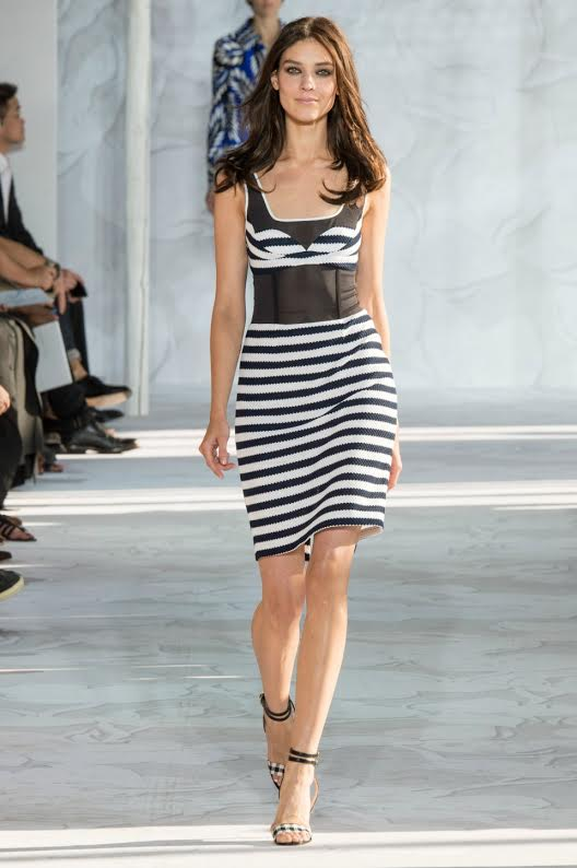 Pixelformula Diane Von FurstenbergWomenswear Summer 2015Ready To Wear New York