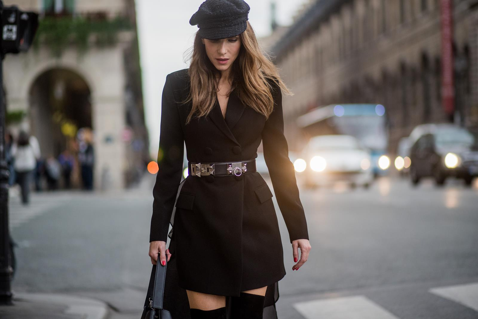 712828855ca Το tuxedo dress είναι η νέα τάση της μόδας