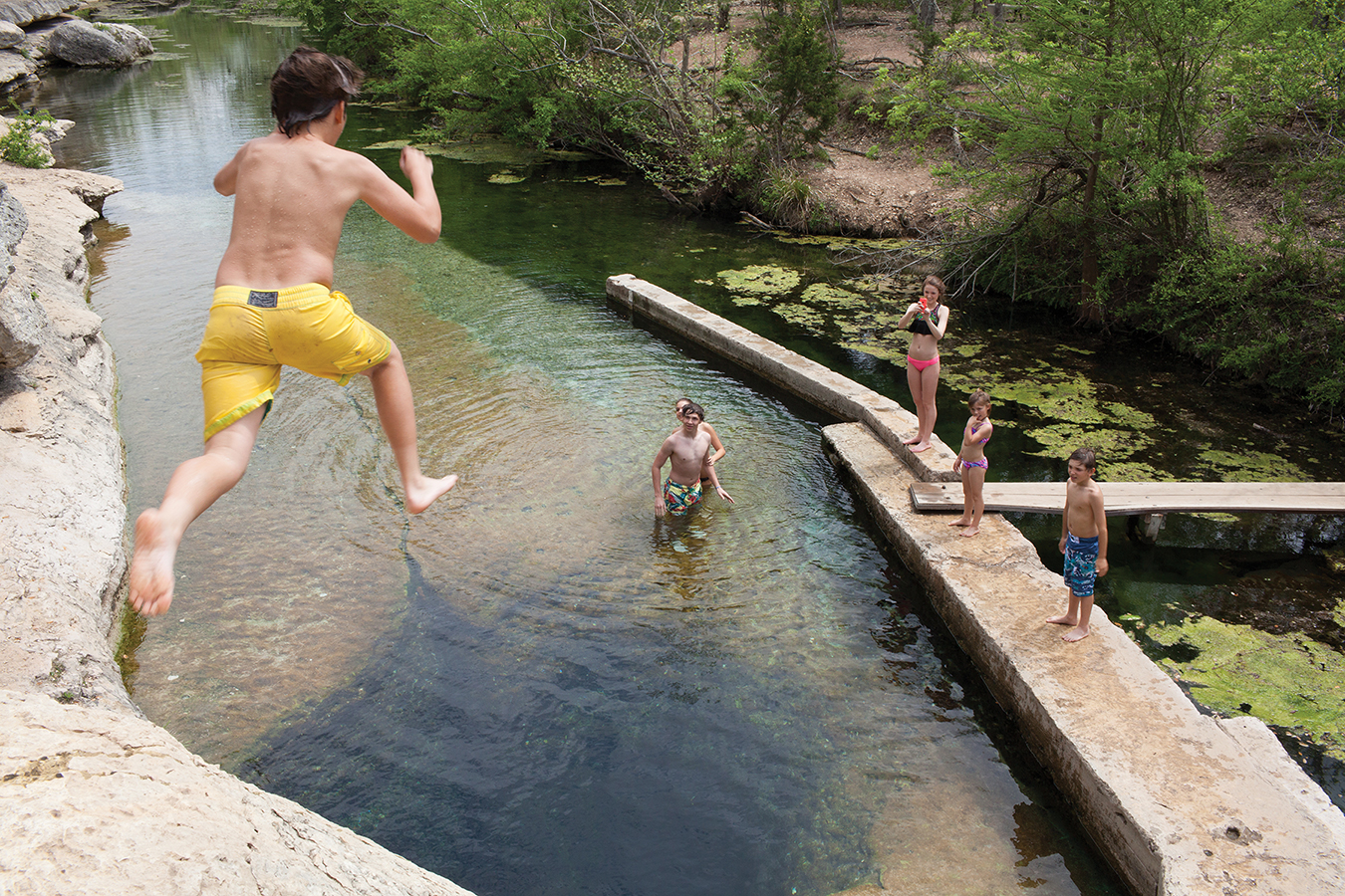 Jacob's Well (Hay's Country, Texas)