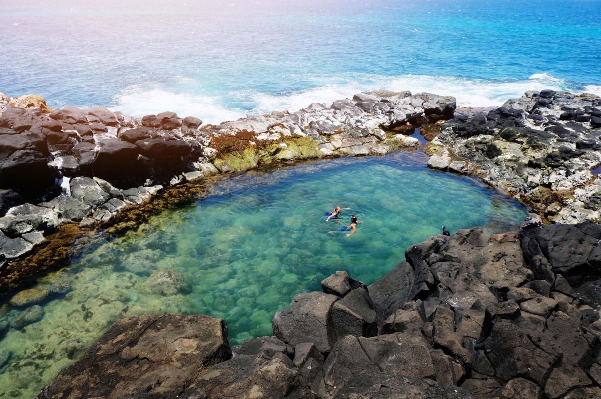 Queen's Bath (Princeville, Hawaii)