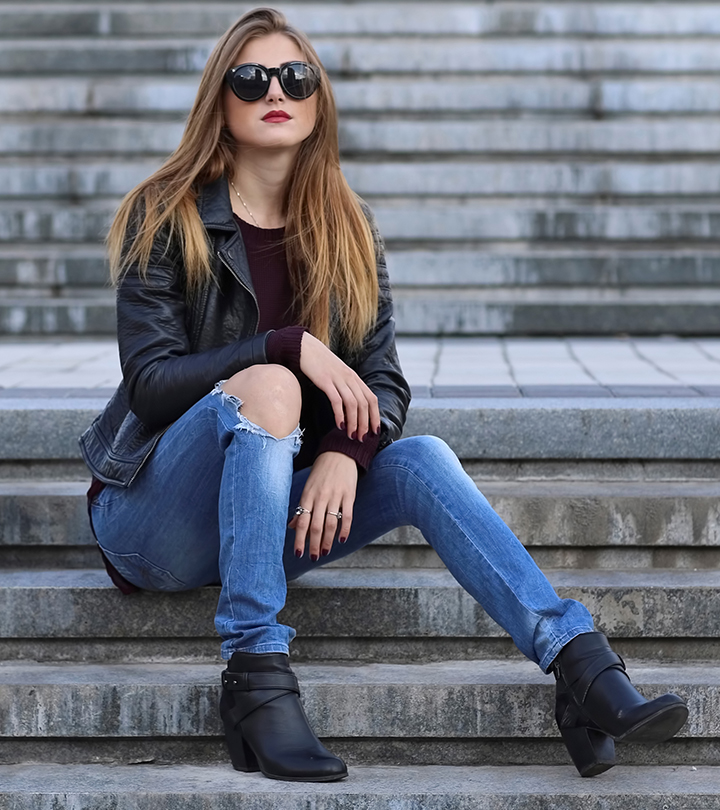 Fashion Tips ί Skinny Jeans