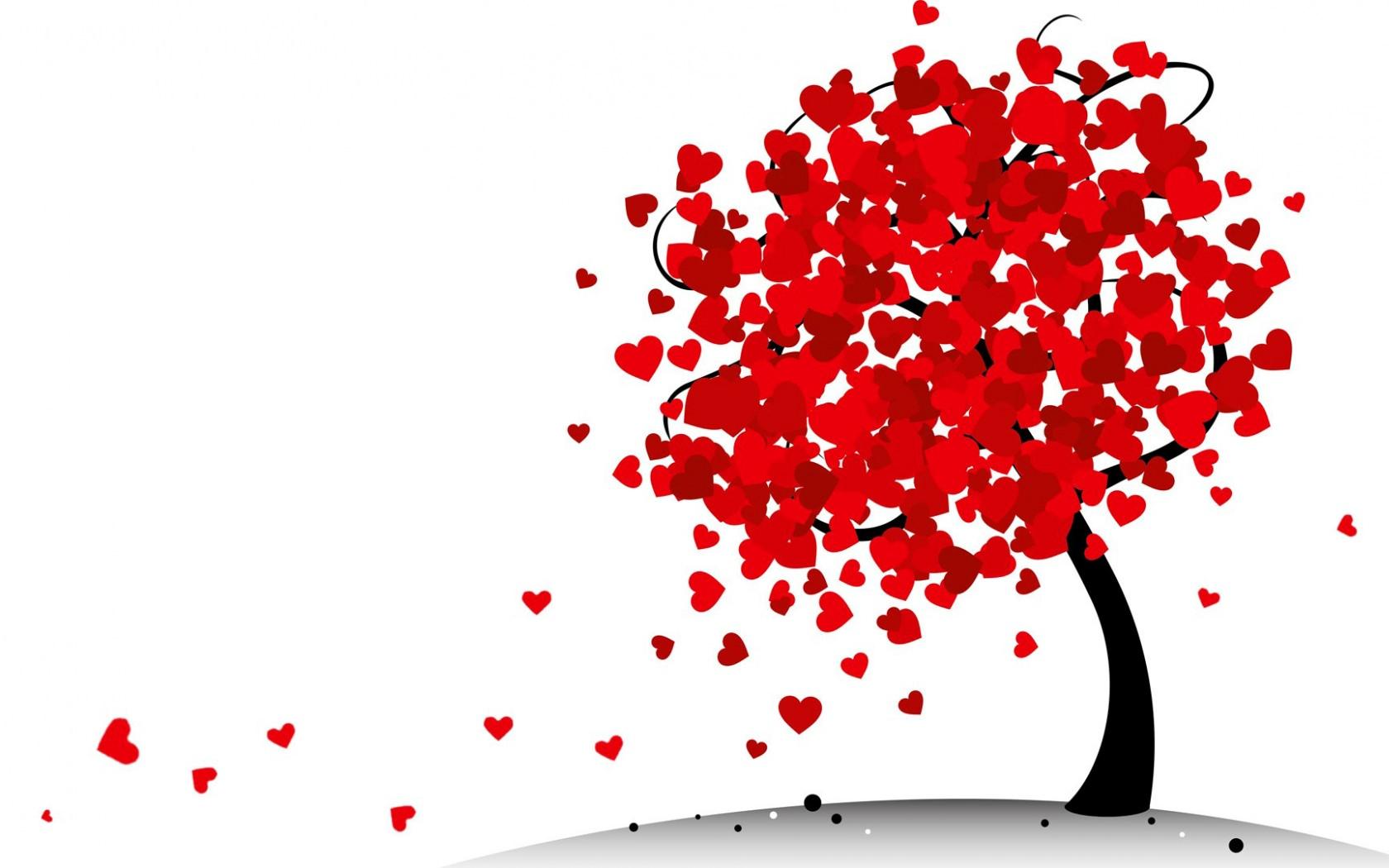 ws_Red_Heart_Tree_1680x1050