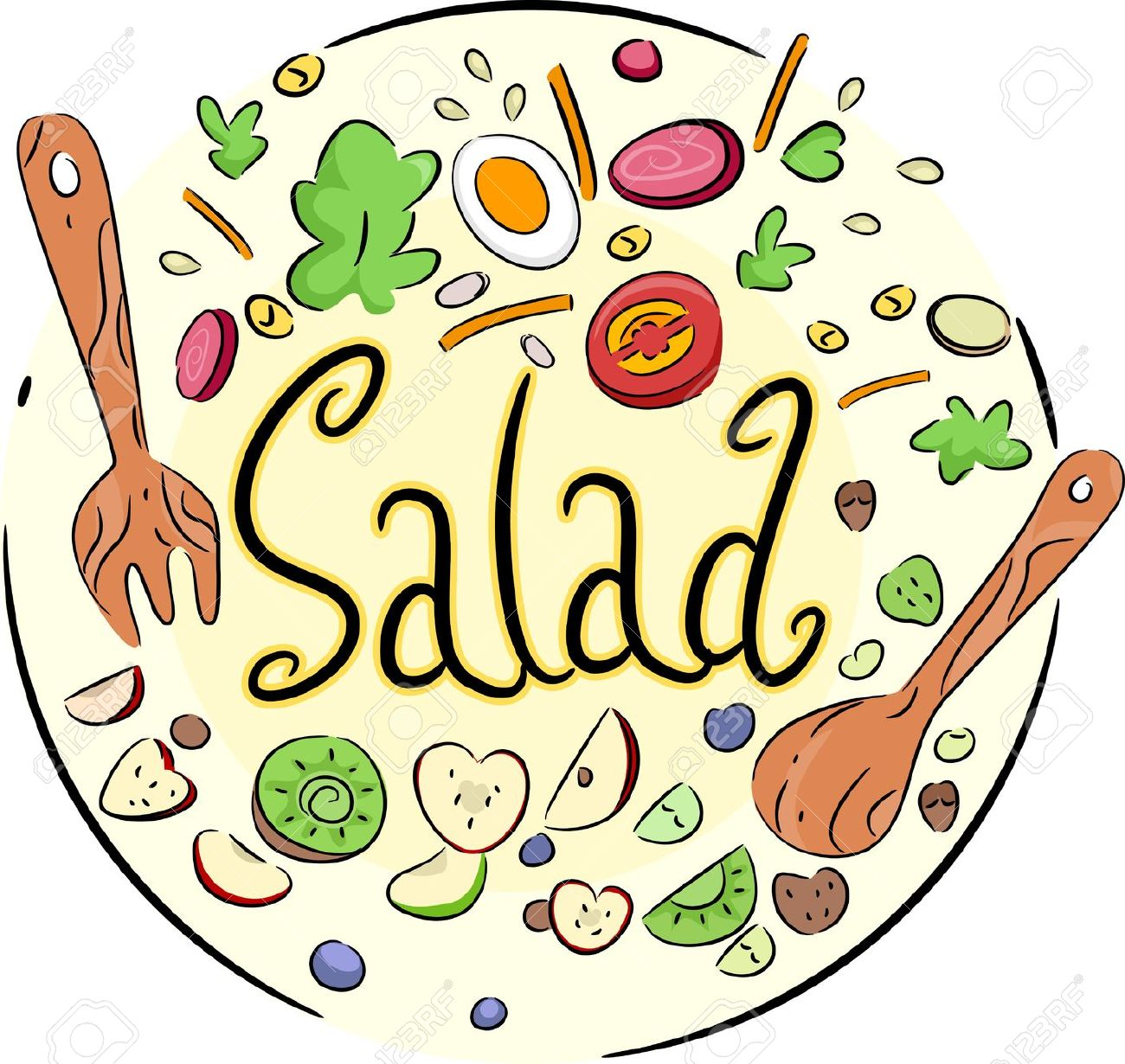13898800-text-illustration-of-a-vegetable-salad-in-a-bowl-stock-illustration-cartoon