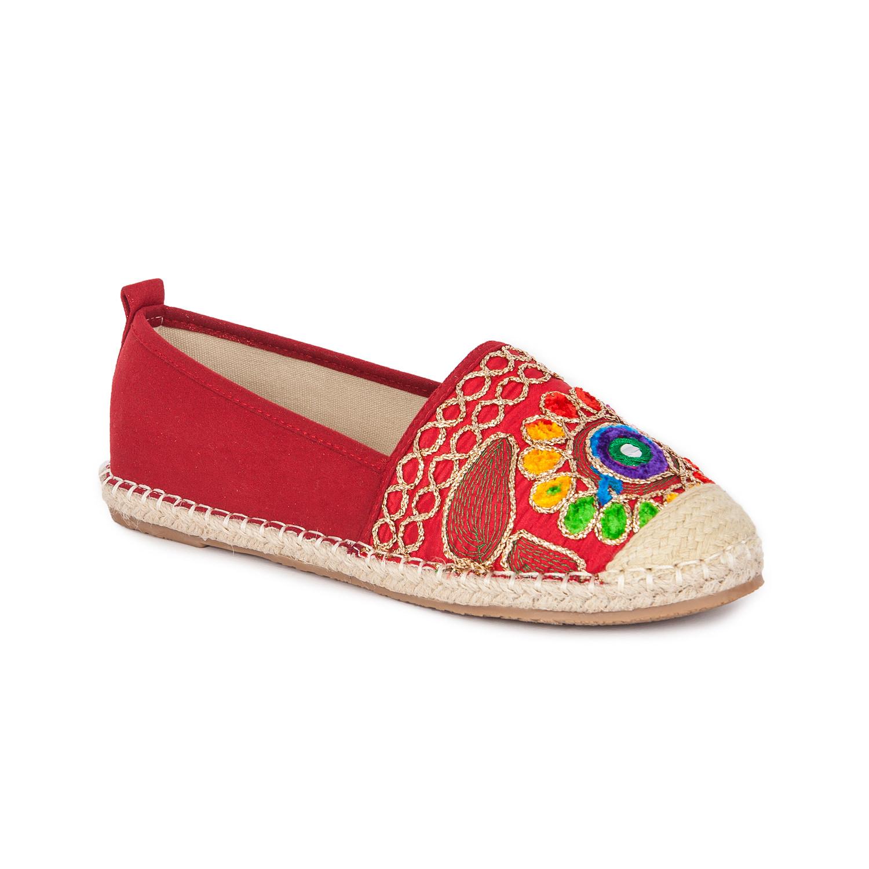 Εσπαντρίγιες-κόκκινες-σουέτ-με-κεντητό-σχέδιο-31308red-Γυναικεία-Παπούτσια-Tsoukalas-Shoes-1