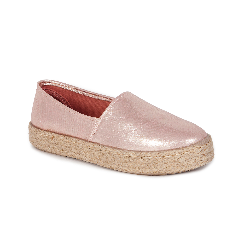 Εσπαντρίγιες-ροζ-υφασμάτινες-γυαλιστερές-31303rose-Γυναικεία-Παπούτισα-Tsoukalas-Shoes-1