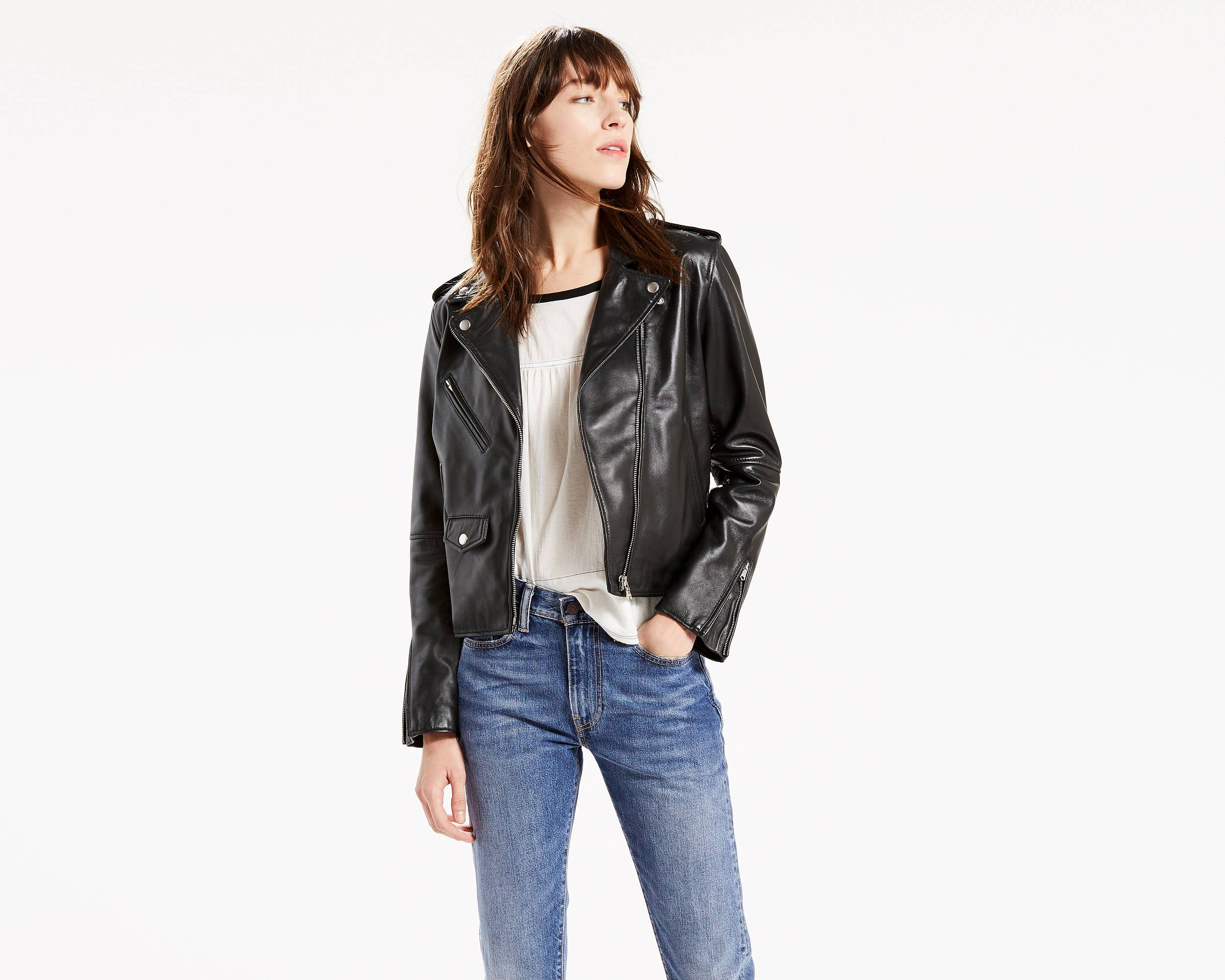 binyl jacket