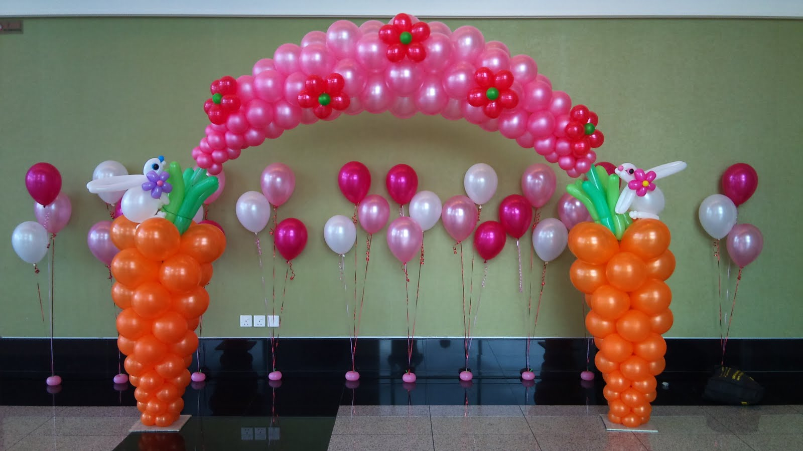 Balloons Decoration Ideas For Birthday Party Impressive Balloon Decoration Ideas #balloon #topiary #venue