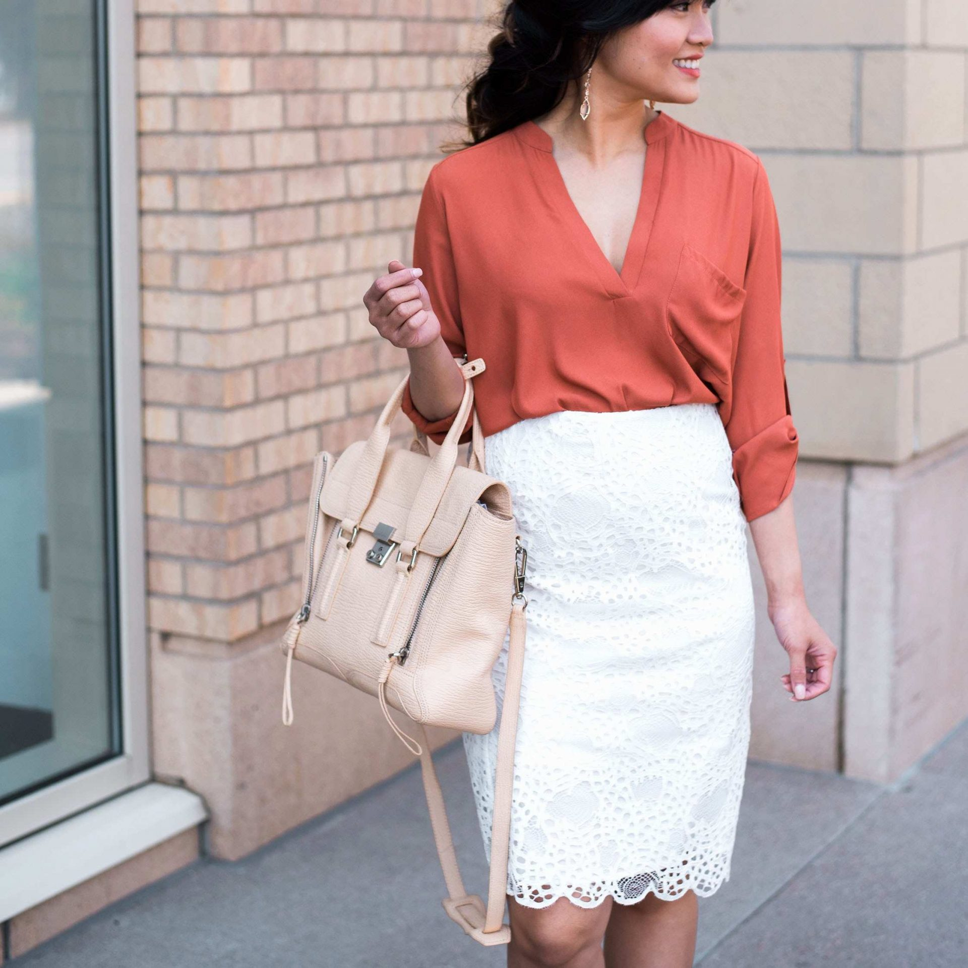 business casual work outfits Work wear outfit for pregnant la s in first trimester